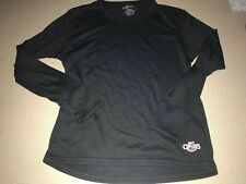 Hot Chillys Baselayer Top Black Youth Small