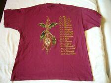 Blind Guardian – VERY RARE ORIGINAL 1995 Imaginations... Europe Tour T-shirt METAL