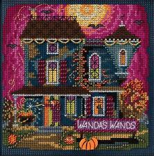 Cross Stitch Kit ~ Mill Hill Wanda's Wands #MH14-1822