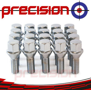 20 Wheel Nut Bolts Nuts for Jeep Renegade
