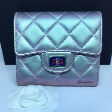 f166fb5a723c CHANEL Leather Trifold Wallets for Women for sale | eBay