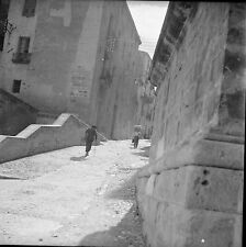 ESPAGNE c. 1950 -  Rue Tortosa - Négatif 6 x 6 - Esp 212
