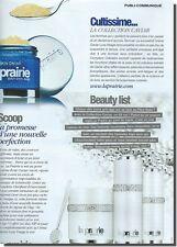 Publicité Advertising 2010 - La Prairie Caviar    (Advertising paper)