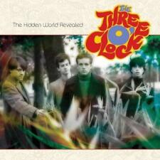The Three O'Clock - The Hidden World Revealed (NEW CD)