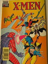 X-Men  n°5  Edt Sémic