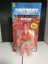 New ListingMasters Of The Universe He-Man Origins Beast Man Motu Beastman Unpunched