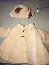 Terri Lee Doll Clothing Curtsy Coat and Hat Tagged