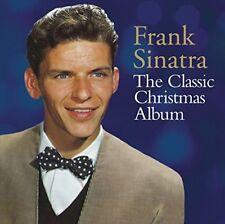 FRANK SINATRA      -      THE  CLASSIC CHRISTMAS ALBUM    -     NEW CD