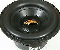"ORIGINALE GZ Engineering 10"" 400W 4 OHM Altoparlante Subwoofer Auto"
