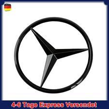 Mercedes Benz Emblem Heckklappe glänzend Schwarz E Class W213 A2138170116