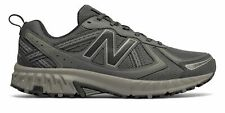New Balance Men's 410v5 Trail Shoes Grey with Black