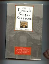 dm- The French Secret Services: From the Dreyfus Affair to the Gulf ,1st HBdj VG