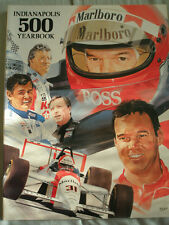Carl Hungness 1994 Indianapolis 500 Mile Race Yearbook