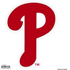 Philadelphia Phillies Car Refrigerator Magnet, MLB Licensed Logo