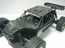 LOSI TEN SCBE SCTE CARBON FIBER BODY SET WITH LED LIGHTS BY FINAL EVOLUTION