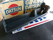 Datsun 80-86 720 Package / Storage Tray OEM Black