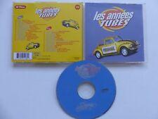 Les années tubes  ABBA BONEY M .. Photo voiture Coccinelle Volkswagen CD ALBUM