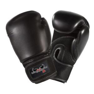 NIP Century I Love Kickboxing Unisex Adult Black MMA Boxing Style Gloves 12 Oz
