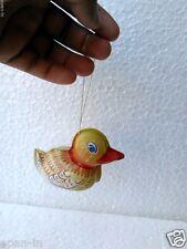 Old Tin Duck Hang Ornament - Home Decor