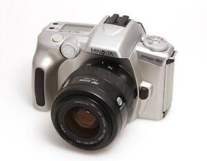 Minolta Dynax 40 mit Minolta AF 35-70 mm
