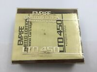 VINTAGE Empire LTD 450 Cartridge and Empire Stylus with WOOD BOX