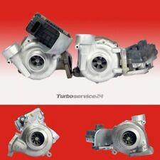 Bi-Turbolader für Mercedes 400 CDI 250PS 260PS OM628 724495 724496