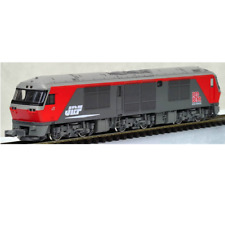 Kato 7007 Diesel Locomotive DF200 Red Bear - N