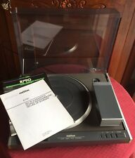ReVox B 790 Direct Drive Turntable with dustcover, manual & Ortofon VMS20EO MKII