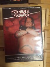 Ring of Honor Better Than You Best of CM PUNK ROH NXT WWE UFC Chicago Old Logo