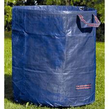 Gartenabfallsack Groß 272L Abfallsack Grünschnitt Sack UV beständig Gartensack