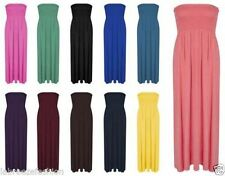 Bandeau Maxi Dresses Size Tall for Women
