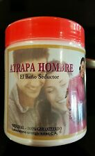 ATRAPA HOMBRE EL BAÑO SEDUCTOR/MAN CATCHER THE SEDUCTIVE BATH