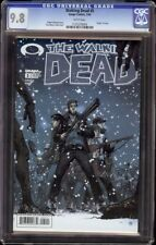 Walking Dead # 5 CGC 9.8 White (Image, 2004) Tony Moore cover