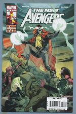 New Avengers #58 2009 Marvel -mQ