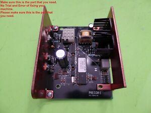 Precor Lower PCA Control Motor Controller Board PCA 38046-102 Works C846 Bike