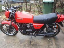 1981 Kawasaki GPZ 550