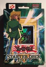 New Yu-gi-oh Joey Starter Deck Sealed 1st Edition