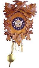 ENGSTLER 0125/1 QP MINIATURE Horloge Forêt-Noire avec mouvement quartzwerk un