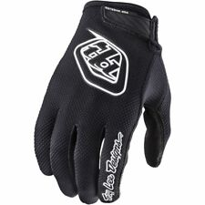 Troy Lee Designs Air Gloves BMX ATV Motrcycle Off-Road Black XL