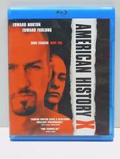 New ListingAmerican History X (Blu-ray Disc, 2009) Edward Furlong, Edward Norton, Fairuza