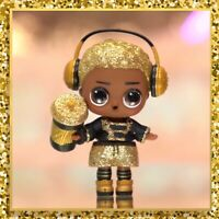 LOL Surprise Boys Series 1 KING BEE Sealed Doll w Gold Ball New Rare Big Brother