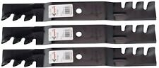 "3 Rotary Mulching Blades for 50"" Mower Deck Toro MX5050 Timecutter Z 5000 Series"