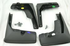 NEW Genuine OEM 15-17 Toyota Camry rear & front mud guard set  PU060-33015-P1