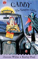 Crazy Jobs: Gabby The Vampire Cabbie, Willis, Jeanne, New Book