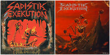 SADISTIK EXEKUTION : The Magus CD + We Are Death Fukk You CD //pack2CDs {Osmose}