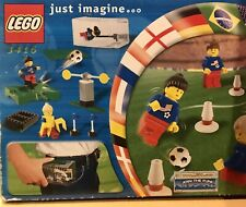 Lego Women's Soccer Team 2001
