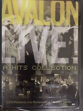 Avalon Live! A Hits Collection, DVD, 2008