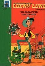 Livre Lucky Luke un papa pour les dalton book