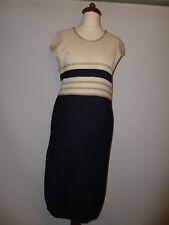 LADIES HAUBER GERMANY VINTAGE  KNITTED  DRESS - - SIZE UK  12