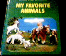 My favorite animals (My first puppet picture book)